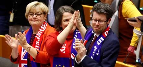 Le Parlement européen donne son feu vert définitif au Brexit