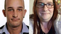 """Stephen (27) en Sandra (40) al dagen vermist, haar dochters zijn doodongerust: """"Ze stuurt normaal sms"""""""
