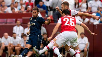 Matige Hazard, Madrid blijft labiel en moet zowaar op Bale rekenen om Arsenal bij te houden
