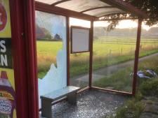 'Vernielingen in Wierden, Notter en Zuna snel bij politie melden'