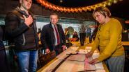 't Zand is gevaarlijkste plein van Brugge voor blinden en slechtzienden: voortaan kunnen ze het eerst 'voelen'