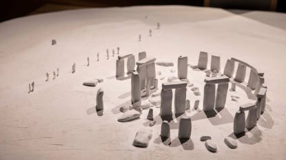 De grootste expo ooit over wereldwonder Stonehenge