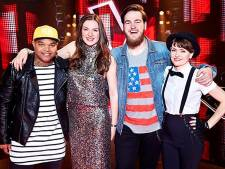 Wie wint The Voice? Jennie, Brace, Maan of toch Dave?