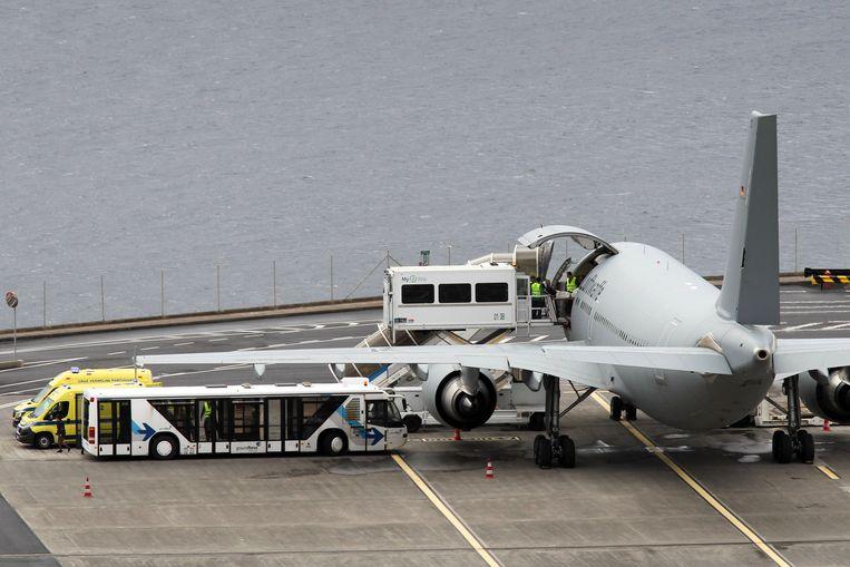 Twaalf Duitse gewonden van het busongeval op Madeira worden vandaag naar Duitsland overgevlogen.