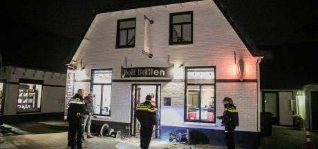Rolf Brillen in Elst opnieuw doelwit: ramkrakers beuken deur open met auto
