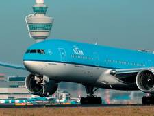 KLM-vliegtuig verliest romppaneel na opstijgen