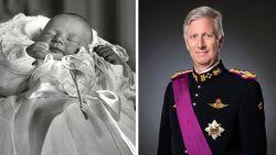Koning Filip nodigt andere jarige zestigers uit