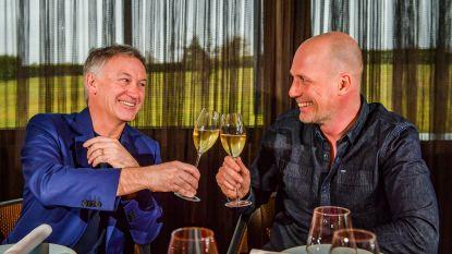 """Degryse interviewt Clement: """"Jij weet wat het is om finales te winnen, dan zijn het fantastische avonden"""""""