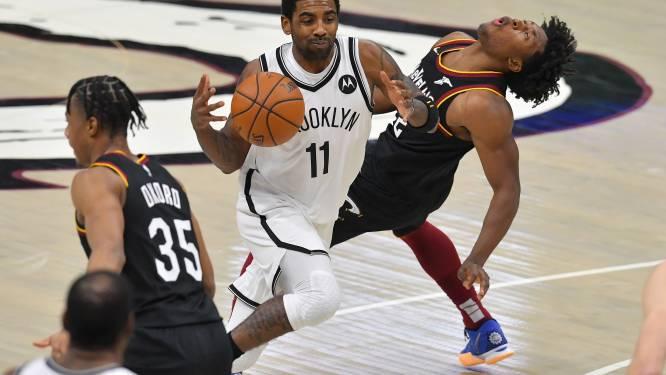 Nets verliezen tegen Cleveland eerste partij met drietand Irving-Harden-Durant op het parket