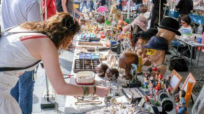 Fransman staat terecht voor heling op rommelmarkt