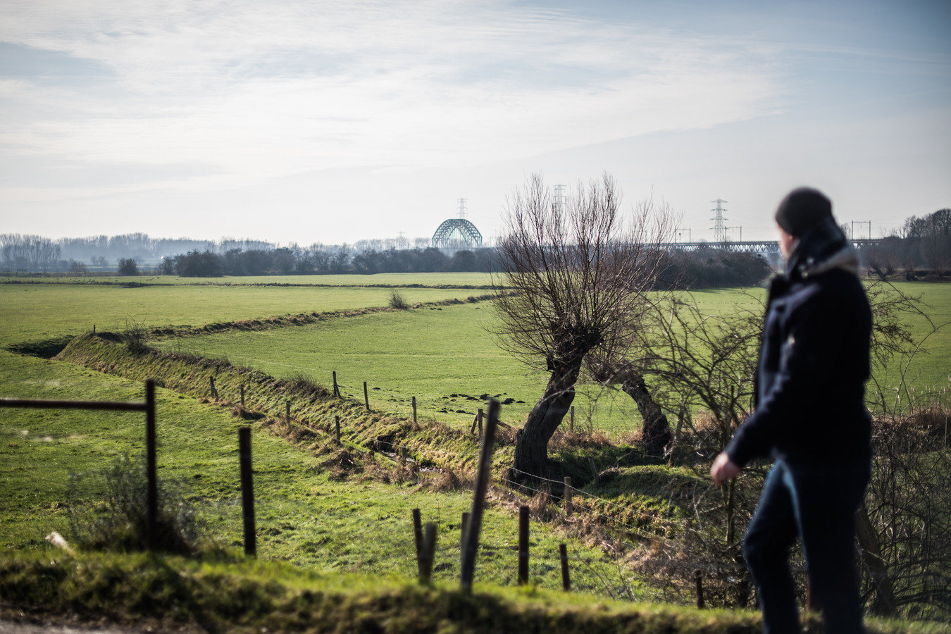 De Slijpbeek wordt in het nieuwe Slijpbeekpark nog meer zichtbaar dan nu het geval is