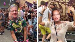 VIDEO. Zijn dat koning Filip en Mathilde op de weide van Tomorrowland?