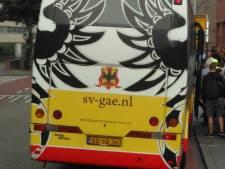 Supporter Kowet heeft 'gekkenwerk' van lange busrit er graag voor over