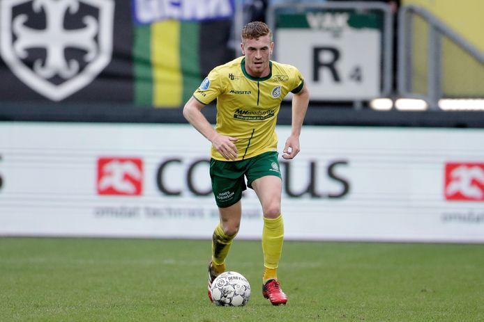 De overstap van Wessel Dammers van Fortuna Sittard naar FC Groningen betekent de eerste 'corona-transfer' van dit seizoen.