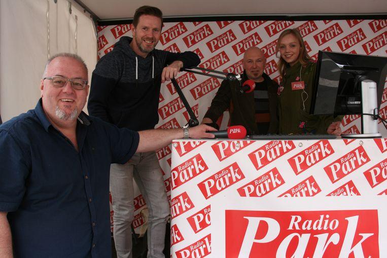 Radio Park zal ook geregeld te zien zijn op Kapelse evenementen.