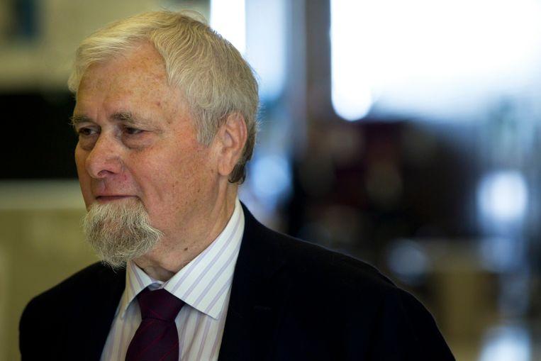 Oud-politicus Hugo Coveliers, foto uit 2013.