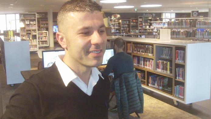 Juan Khalaf uit Rosmalen.
