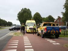 Fietser gewond na aanrijding met auto in Vriezenveen