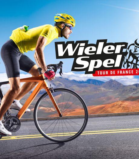 Eindstand Wielerspel: Sam van Tienen pakt de befaamde eindzege, Nelen Serge wint laatste etappe