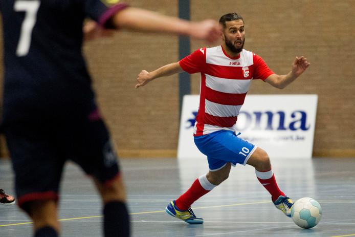 ZVV-speler Bilal Achenteh gaat naar FC Eindhoven.