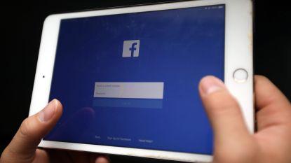 """Facebook schat dat een op de twintig accounts """"fake"""" is"""