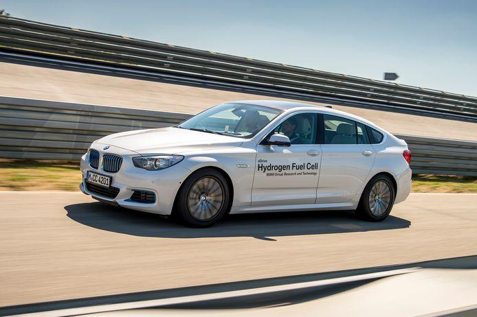 'Brandstofceltechnologie is alleen interessant voor grote auto's en trucks'