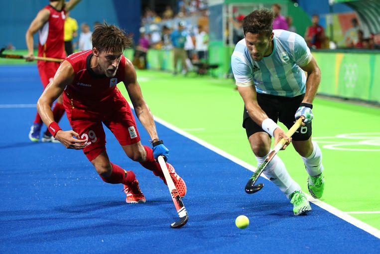 Van Strydonck versus Mazzilli in de finale.