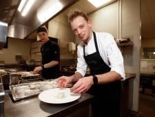 Heerlijk eten en daarna lekker slapen: personeel van toprestaurant Tollius werkt samen mbo-studenten in Leerhotel