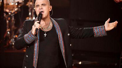 Van bad boy tot kerstkoning: Robbie Williams breekt records met zijn album