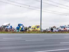 Politie heeft extra hulp nodig bij vervoer arrestant op A2: meerdere rijstroken afgesloten