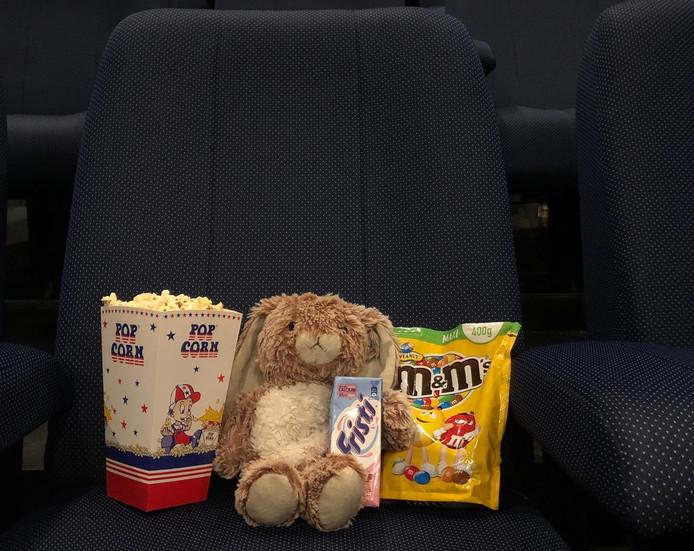 'Flappie' in de bioscoop.