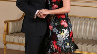De verlovingsring van prinses Eugenie lijkt wel erg sprekend op die van haar moeder