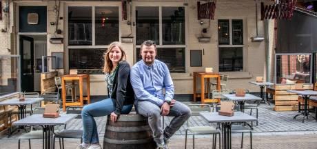 Nieuwe Tilburgse horecazaak Brick kon 'iets' langer verbouwen dan verwacht