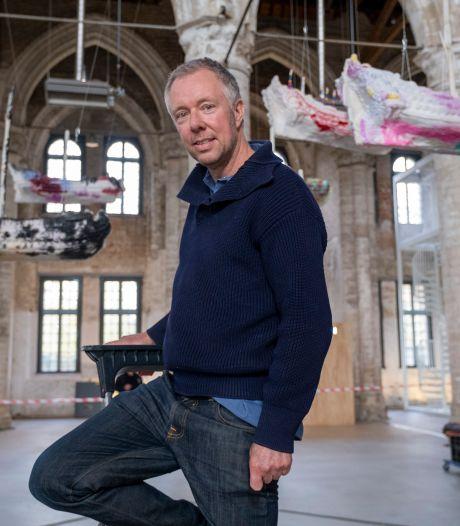 Expositie Ex Voto van Folkert de Jong blijft twee maanden langer in de Grote Kerk in Veere