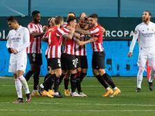 Geen Clásico in finale Supercopa: Bilbao verrast Real