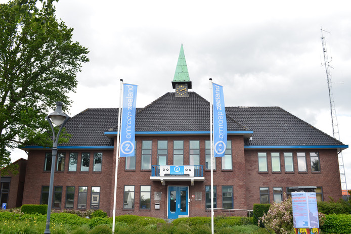 Het pand van Omroep Zeeland in Oost-Souburg.