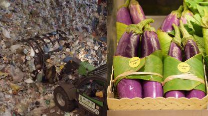Bananenbladeren als verpakking: een oplossing voor de 'plasticsoep'?