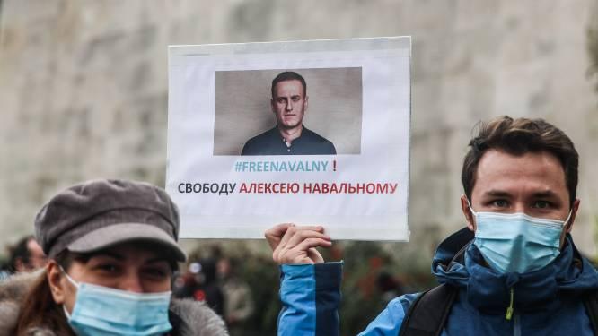 Russische agent ontslagen na tonen solidariteit met Navalny