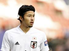 Yuta Nakayama op pad met Japan, maar wel in Europa