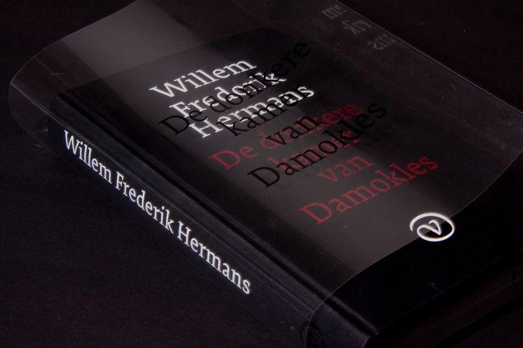 Een fragment uit De donkere kamer van Damokles staat op plek 7. Beeld Hilde Harsha