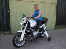 Eenbenige Karel (63) verliest rechtszaak en mag niet motorrijden