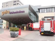 Patiënten Gelre ziekenhuis Apeldoorn voorlopig in de kou door gesprongen leiding in centrale verwarming