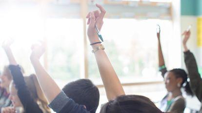 Opvallende daling van aantal kinderen dat niet naar school moet
