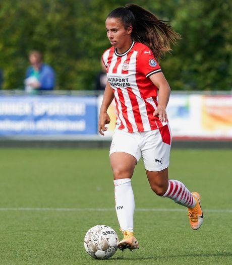PSV Vrouwen in inhaalduel simpel voorbij vv Alkmaar