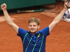 David Goffin et Roland-Garros, une belle histoire qui attend encore son apothéose