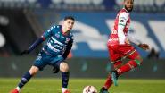 """Larry Azouni straks einde contract bij KV Kortrijk: """"Denk dat club niet meer op me rekent"""""""