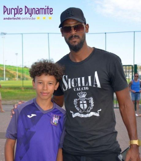 Le fils de Nicolas Anelka plutôt au Standard qu'à Anderlecht?