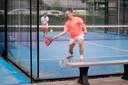 Tennis- Padelclub Maaspoort was in Brabant de eerste met padelbanen.