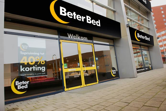 Een vestiging van Beter Bed.
