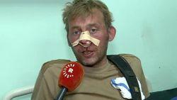 """""""Belgische reporter gewond in Irak"""""""